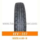 HY-357 4.00-8 motorcycle THREE WHEEL TYRE