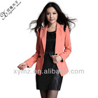 one button office lady suit 98012