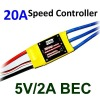 20A ESC Electric Speed Controller For RC Toy