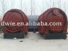 Waste plastic/bubber pyrolysis equipment
