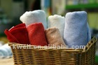 100% cotton plain color Terry Bath Towels