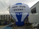 nice new style inflatable ground balloon