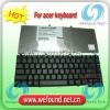 Hot sale laptop keyboard For acer 3200 3201 3202 3204 3205