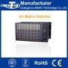 32x8 Audio & Video Matrix Switcher
