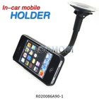 Windshield In-car holder stand for mobile phone
