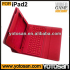 Bluetooth Keyboard Leather Case Cover for iPad 3