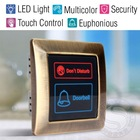 Hotel Touch Control Doorbell System