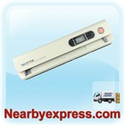 Portable Beige 3-in-1 A4 Size Paper/ Photo/ Name Card Scanner