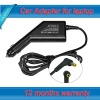laptop Car charger for Toshiba 19V 3.16A 60W 5.5*2.5mm