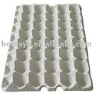 Molded pulp egg tray 40 cells/ egg holder