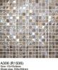 Glass mosaic crystal mosaic SA306 mix colour