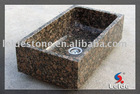 Baltic brown granite kitchen sink