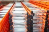 EN131 Scaffolding Orange Epoxy Steel Ladder