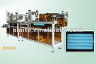 ALT-500 Automatic Bouttfant Cap Making Machine