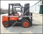 5000kgs hydraulic diesel forklift truck forklift trucks xinchai engine with 3 ton lifting capacity