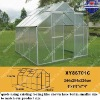 Steel tube greenhouse