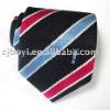 Woven Logo Necktie,Poly Logo Necktie,Logo Tie