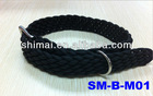 2012 newest fashion braided belt