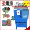 Sponge cloths machine
