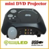 Mini DVD 480*240 Projector With TV/USB/SD For Hom Theatre