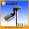 LED solar spot light