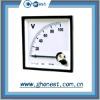 Panel voltage meter