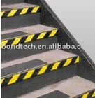 Black/Yellow Vinyl Floor Marking Tape/Safety Coding Tape