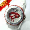 2012 New Coming David Series I am Famous Watch 8 Colors Available + 7 Logo + With Calendar