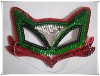 sequins fox mask for paty