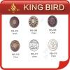 2012 hot sale button gold