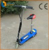 100w electric scooter with seat for kids