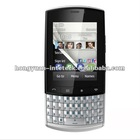2.6inch Qwerty mobile phone Capacitance screen cheap GSM WCDMA Mobile Phone