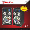 Hi-Fi professional DJ Speakers with USB and SD