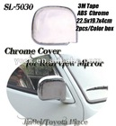 Toyota hiace side miror cover Hiace side mirror cover chrome hiace side mirror cover