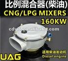 (Diesel engine,power 160kw)cars,CNG/LPG Mixers