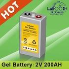 HOT tubular battery 2V 200AH (4 OPzV200)