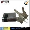 Brass double open door lock cylinder