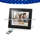 "12"" Wooden Digital Photo Frame"
