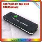 Internet Wifi Dongle TV Box Android 4.0