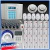 LCD PSTN Landline and GSM Mobile Phone Dual Network Wireless Home House Security Burglar Intruder Alert Alarm System iHome328MG4