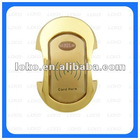Wristband tag card locks for sauna bath center,swimming pool etc