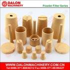 Porous Bronze Filter