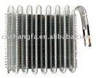 Fin evaporator