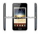 GSM WCDMA 850/900/1800/1900Mhz Android236 GPS,WIFI, FM radio, 3M pixels AF camera,S2000 Smartphone