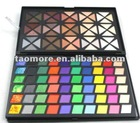New Pro 120 Color Warm Matte Shimmer Mix Eyeshadow Make Up Palette X120 Language Option French
