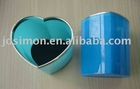 heart shape pencil holder