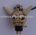 The Cute Handicraft Wooden Voodoo Doll Promotion Gift
