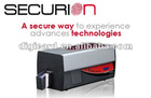 Evolis SECURION card printer with lamination module