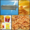 good quality low price potato chip peeling and slicing machine