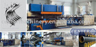 HDPE Double Wall Corrugated Pipe extrusion line